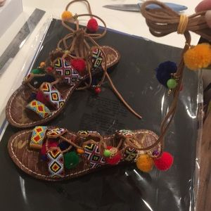 Sam Edelman Shoes - Nwt Sam Edelman tribal sandals